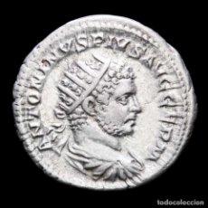 Monedas Imperio Romano: CARACALLA (197-217 D.C.) ANTONINIANO. ROMA. PM TRP XVIII COS IIII PP. Lote 279521938
