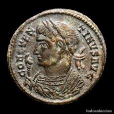 Monedas Imperio Romano: CONSTANTINO I Æ FOLLIS TRIER BEATA TRAN-QVILLITAS / STR ALTAR (648). Lote 279526268