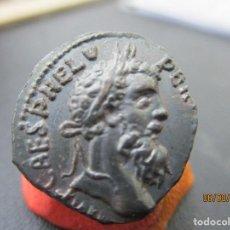 Monedas Imperio Romano: DENARIO DE PERTINAX, EXCEPCIONAL PRESERVACION. Lote 280129228