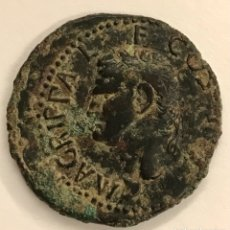 Monedas Imperio Romano: DUPONDIO AGRIPPA. Lote 280381098