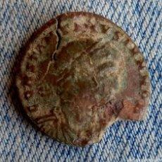 Monedas Imperio Romano: MONEDA ROMANA CONSTANTINO MAGNO FOLLIS PNKES CIZICO. Lote 285258908