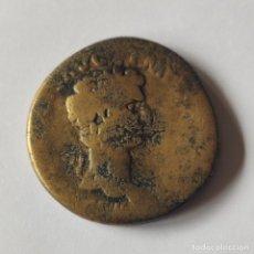 Monete Impero Romano: MONEDA IMPERIO ROMANO. SESTERCIO DE NERVA. 96-98 D.C. BRONCE. ROMA. ORIGINAL.. Lote 287259888