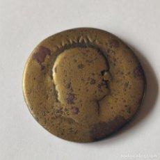 Monete Impero Romano: MONEDA IMPERIO ROMANO. SESTERCIO DE VESPASIANO. 69-79 D.C. BRONCE. ROMA. ORIGINAL.. Lote 287260073