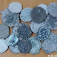 Monedas Imperio Romano: LOTE 20 MONEDAS ROMANAS DE BAJO IMPERIO. Lote 287562078
