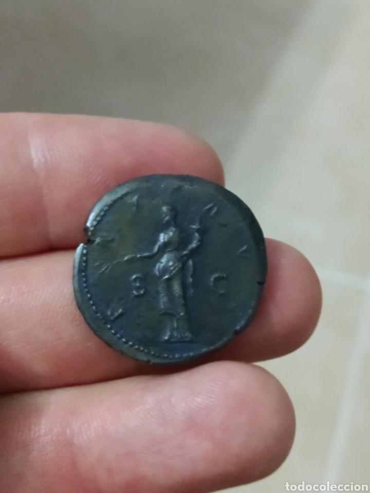 Monedas Imperio Romano: Precioso As de Adriano - Foto 4 - 287795553