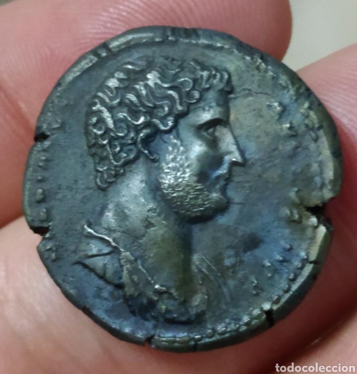 PRECIOSO AS DE ADRIANO (Numismática - Periodo Antiguo - Roma Imperio)