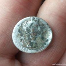 Monedas Imperio Romano: BONITO DENARIO DE AUGUSTO (FORRADO). Lote 287797563