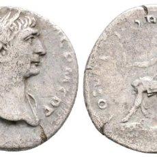 Monedas Imperio Romano: IMPERIAL ROMANO. TRAJANO (98-117 D.C.). ROMA. PLATA. (18,9 MM 3,03 G) MBC- ESCASO. Lote 287799868