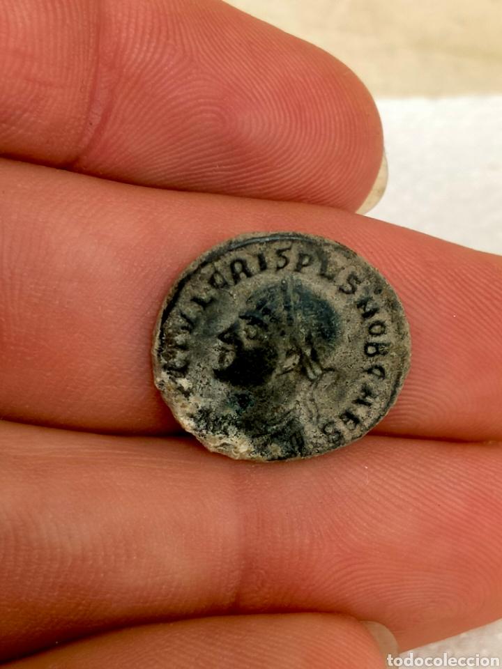 ROMANA X LIMPIAR (Numismática - Periodo Antiguo - Roma Imperio)