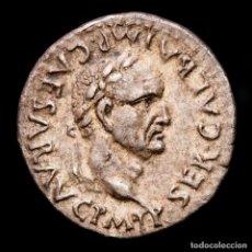 Monedas Imperio Romano: GALBA 68-69 D.C. QUINARIO DE PLATA, VICTORIA GALBAE AVG. LUGDUNUM. Lote 287985048