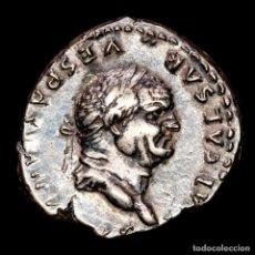 Monedas Imperio Romano: IMPERIO ROMANO - VESPASIANO (69-79 DC) DENARIO IOVIS CVSTOS JUPITER. Lote 287986128