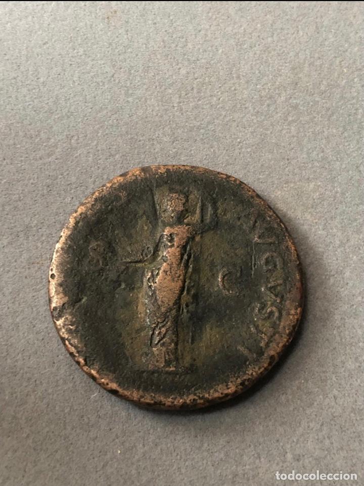 Monedas Imperio Romano: MONEDA,AS DE VESPASIANO - Foto 2 - 288099128