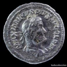 Monedas Imperio Romano: DENARIO DE MAXIMINO - VICTORIA GERM - 20 MM / 2.54 GR.. Lote 288551148