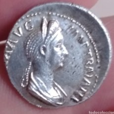 Monedas Imperio Romano: DENARIO DE PLOTINA FORRADO. Lote 289665383