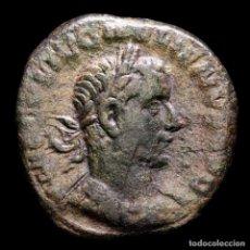 Monedas Imperio Romano: GALIENO 253-268 DC. SESTERCIO, ROMA 255/6 DC. - VIRTVS AVGG VIRTUS. Lote 289788728