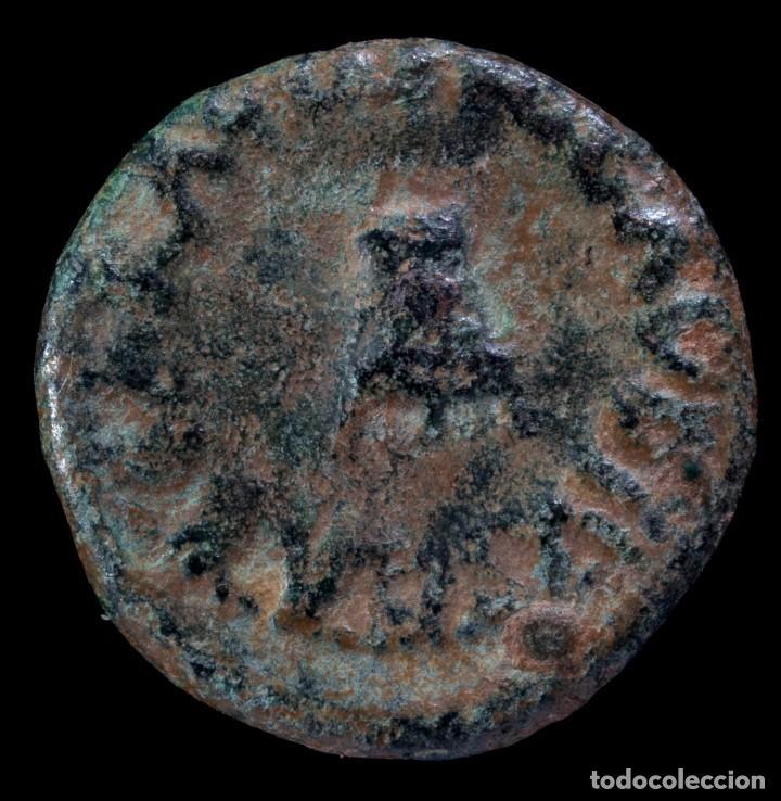 Monedas Imperio Romano: Cuadrante de Claudio - SC - 17 mm / 3.34 gr. - Foto 2 - 289810418