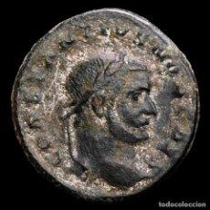 Monedas Imperio Romano: CONSTANCIO I FOLLIS. TRIER 298/9 DC. GENIO POPVLI ROMANI B-Γ TRP.. Lote 289819388