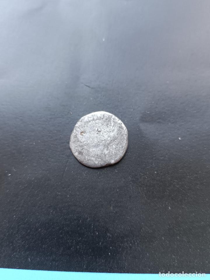 Monedas Imperio Romano: Antiguo denario de Marco Antonio - Foto 2 - 290043298
