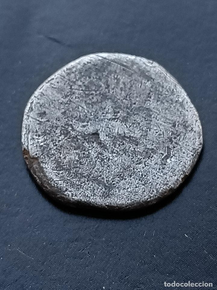 Monedas Imperio Romano: Antiguo denario de Marco Antonio - Foto 4 - 290043298