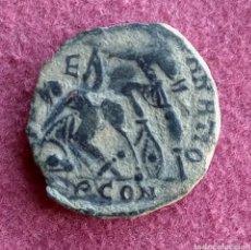 Monedas Imperio Romano: MONEDA ROMANA CONSTANCIO II CENTENIONAL PCON CONSTANTINOPLA ÉPSILON EN EL CAMPO. Lote 291961913