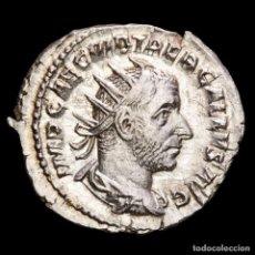 Monedas Imperio Romano: IMP. ROMANO, TREBONIANO GALLO. ANTONINIANO DE PLATA.LIBERTAS AVGG ✩. Lote 294165808