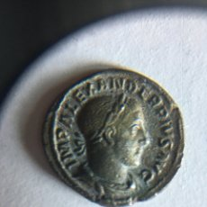 Monedas Imperio Romano: DENARIO ALEXANDER SEVERUS DE PLATA MATS VLTOR. Lote 295690798