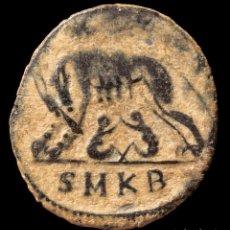 Monedas Imperio Romano: VRBS ROMA DE CONSTANTINO, CIZICO - 18 MM / 2.17 GR.. Lote 296850978