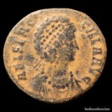 Monedas Imperio Romano: AELIA FLACCILIA - SALVS REIPVBLICAE, CONSTANTINOPLA - 22 MM / 5.30 GR.. Lote 296859083
