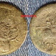 Monedas Imperio Romano: ESPAÑA ANTIGUA. AS DE BILBILIS CALATAYUD (ZARAGOZA) BRONCE. PESO 13,15 GR. 28 MM.. Lote 296868428