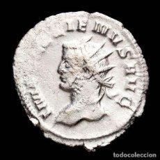 Monedas Imperio Romano: GALIENO 253-268 D.C. ANTONINIANO DE PLATA. DIANA FELIX. ROMA, BELLA. Lote 297148028