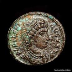 Monedas Imperio Romano: HELENA 306-330 DC. FOLLIS SECVRITAS REIPVBLICAE / T✯AR ARLES. Lote 297148733