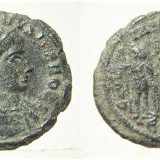 Monedas Imperio Romano: MONEDA DEL EMPERADOR CONSTANCIO II REVERSO GLORIA EXERC-ITVS CECA SISCIA LETRA EPSILON. Lote 297149368