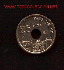 25 PTS DE 1993 (Numismática - España Modernas y Contemporáneas - Juan Carlos I)