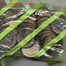 Monedas Juan Carlos I: BOLSA 25 MONEDAS 500 PESETAS DEL 2001 FNMT.. Lote 50410697