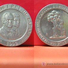 Monedas Juan Carlos I: ** OCASION, 200 PESTAS DEL REY SIN CIRCULAR (1992) OSO Y MADROÑO **. Lote 25640455