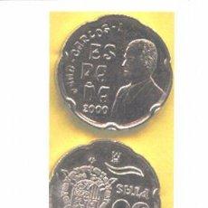 Monedas Juan Carlos I: **MONEDA DE 50 PTAS J.CARLOS I --(SIN CIRCULAR 1999)--** . Lote 17245420
