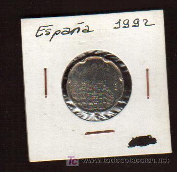 50 PTS DE 1992 LA PEDRERA SIN CIRCULAR (Numismática - España Modernas y Contemporáneas - Juan Carlos I)