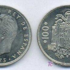 Monedas Juan Carlos I: 50 PESETAS 1975 *79 S/C DE CARTUCHO. Lote 7720323