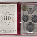 Monedas Juan Carlos I: JUAN CARLOS I SERIE PROF EN CARTERA * 80. Lote 6240064