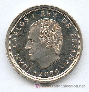 10 PESETAS DE JUAN CARLOS I AÑO 2000 ( LA ULTIMA EMITIDA) SIN CIRCULAR (Numismática - España Modernas y Contemporáneas - Juan Carlos I)