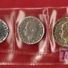 Monedas Juan Carlos I: SERIE CIRCULACIÓN DEL AÑO 1989. Lote 9123029
