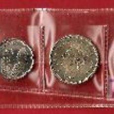 Monedas Juan Carlos I: SERIE CIRCULACIÓN DEL AÑO 2000. Lote 16215793