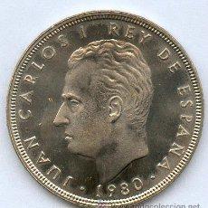 Monedas Juan Carlos I: 100 PESETAS 1980*80 SIN CIRCULAR, PRECIOSA. Lote 28234430
