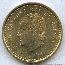 Monedas Juan Carlos I: 100 PESETAS 1998 SIN CIRCULAR, PRECIOSA MONEDA. PUEDES ELEGIR LIS AL ANVERSO O AL REVERSO. Lote 107773650