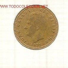 Monedas Juan Carlos I: 1 PESETA. 1975*78.. Lote 2280679