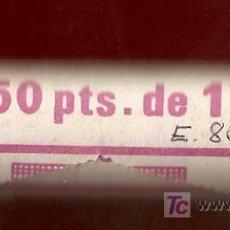 Monedas Juan Carlos I: 1975 E.80 CARTUCHO DE 50 MONEDAS. Lote 26847219