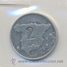 Monedas Juan Carlos I: 3-175. MONEDA 2 PTAS. AÑO 1984.. Lote 10135575
