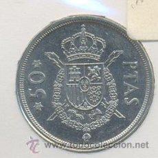 Monedas Juan Carlos I: 3-184. MONEDA 50 PTAS 1975, ESTRELLA 80 S/C-. Lote 10207288