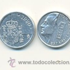 Monedas Juan Carlos I: 3-00190. MONEDA 1 PTA. 1990. BC. Lote 13731570