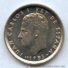 Monedas Juan Carlos I: 10 PESETAS DE JUAN CARLOS I AÑO 1985 SIN CIRCULAR. Lote 26513791